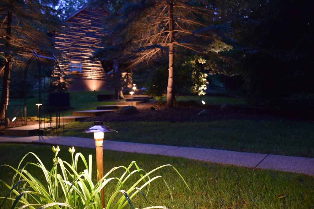 Architectural Outdoor Lighting In Cleveland And Northern OH