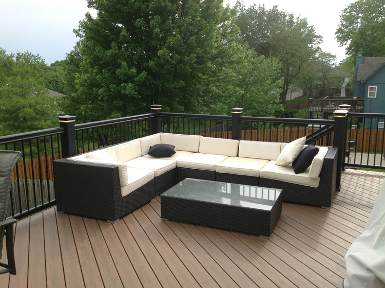 Blog archadeck outdoor living for Cheap decking boards b q