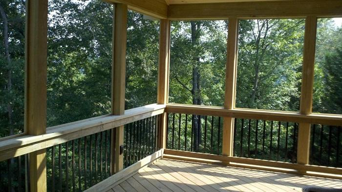 Knoxville Screened Porches, Covered Porches and Front Porches