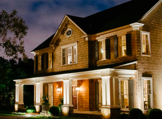 Richmond Architectural Lighting Brings Out The Best In Homes