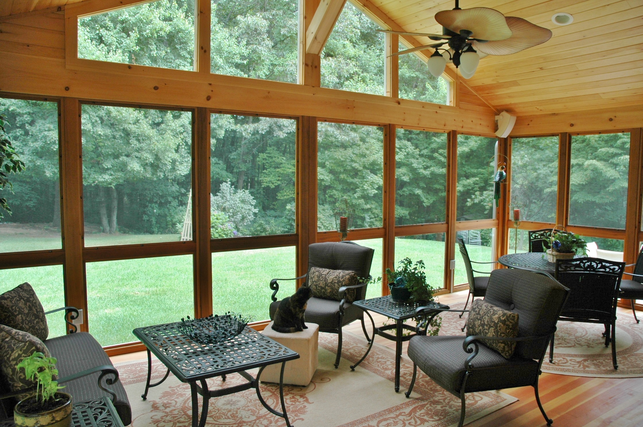 Central connecticut porches for 2 season porch