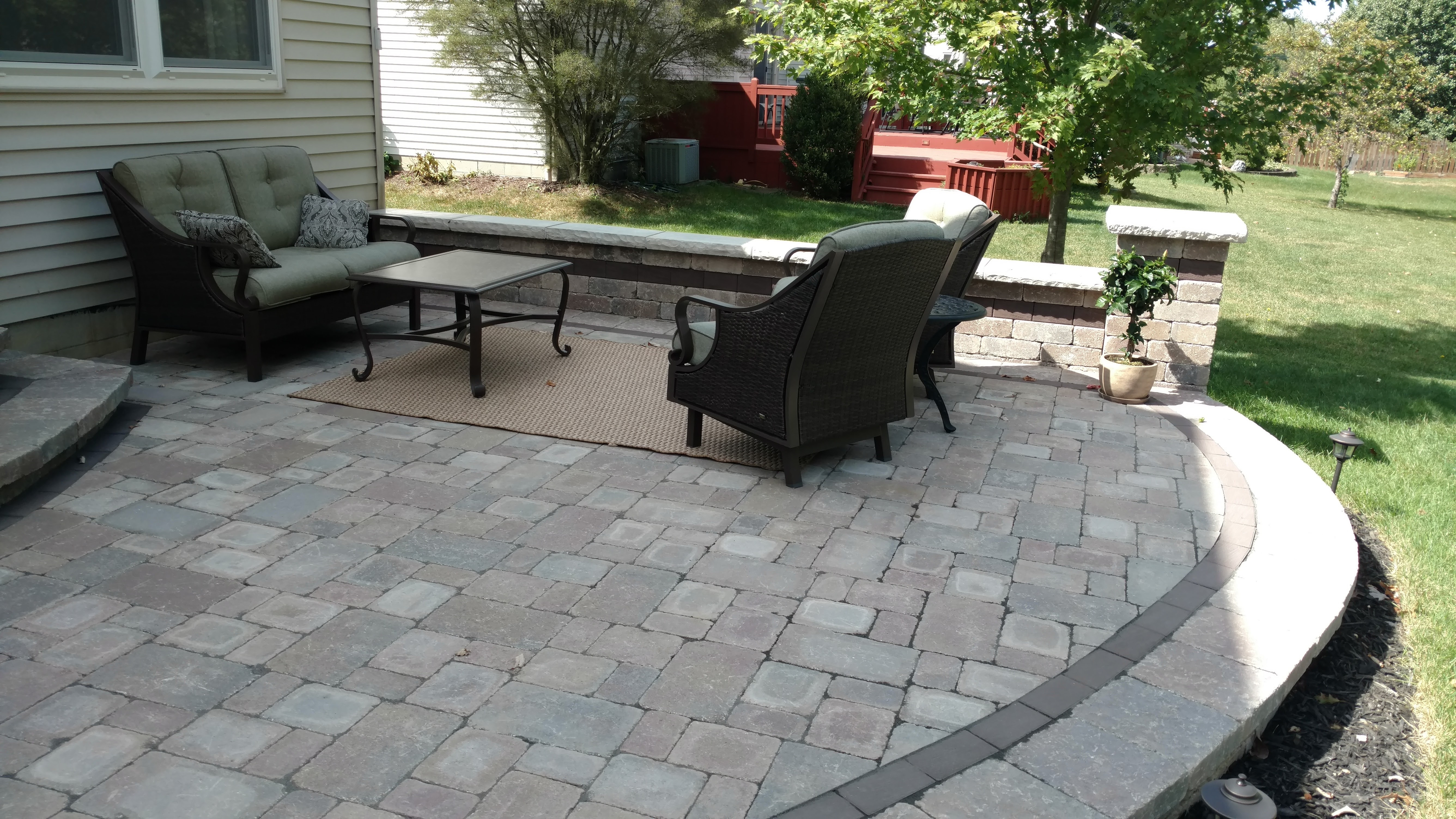 In Our Region, Pavers Are The Most Popular Choice For Homeowners  Considering A New Patio Or Hardscape. Unilock Pavers, In Particular, Are A  Favorite ...