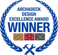Archadeck Design Excellence Award