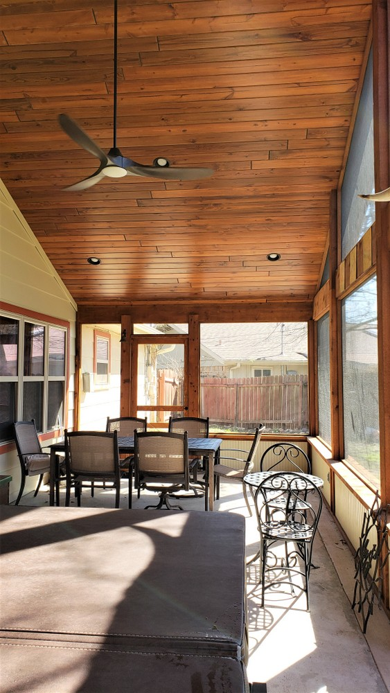 The-porch-interior-features-a-beautiful-Synergywood-ceiling