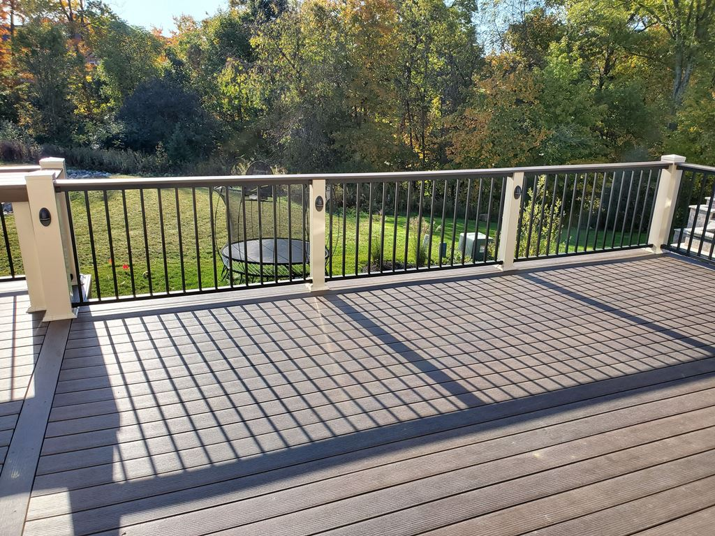 New-TimberTech-deck-addition-on-Westerville-home