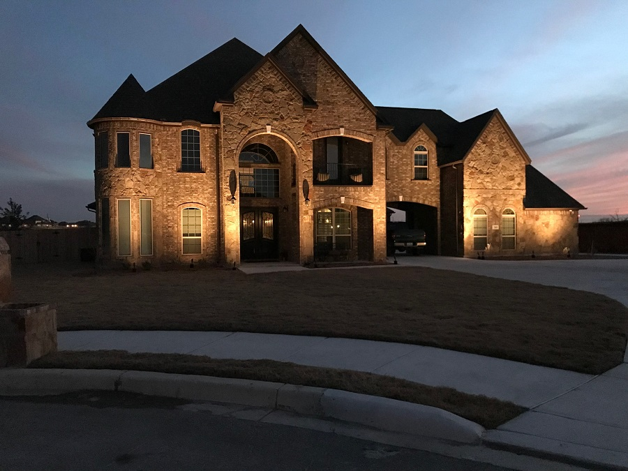 sping branch tx outdoor lighting provider