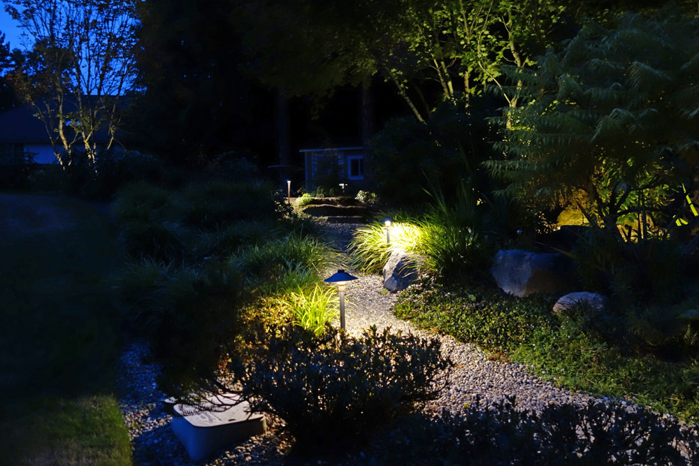Seattle Landscape Lighting