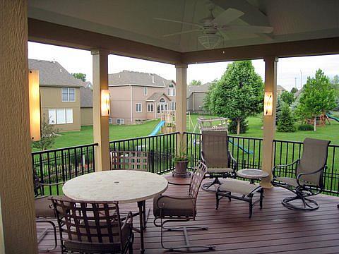 Lenexa porch