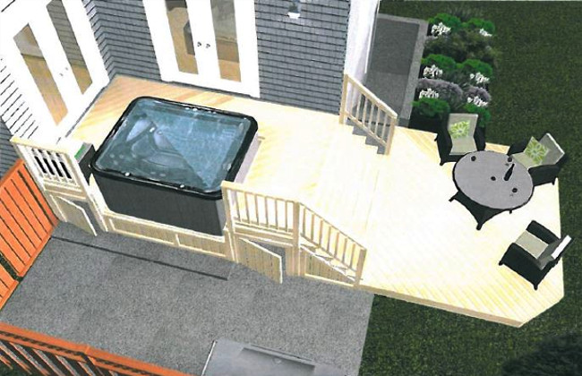 Wooden Deck Railing Ideas Photo Galleries