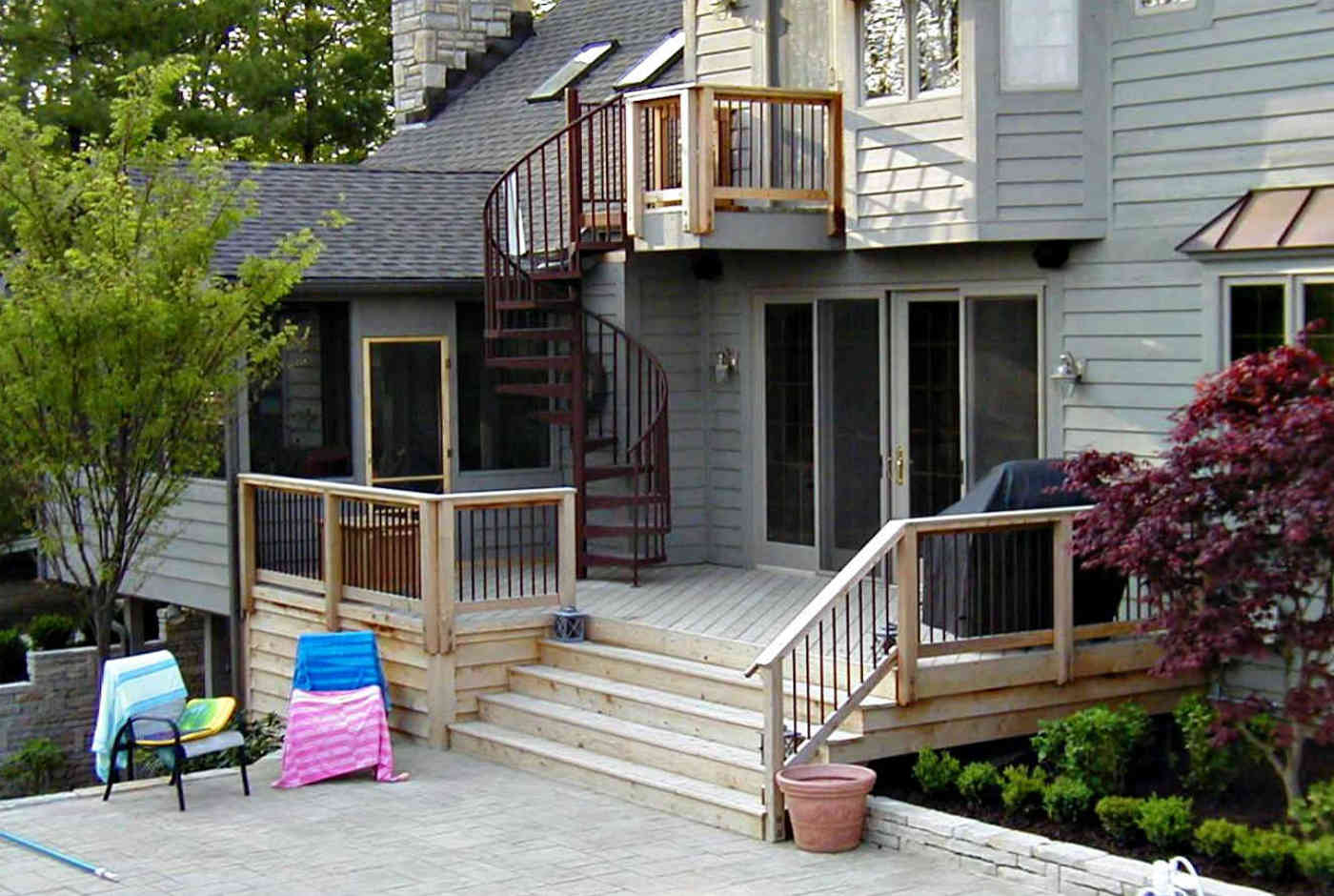 Decks - Wood