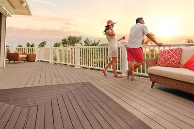 AZEK deck