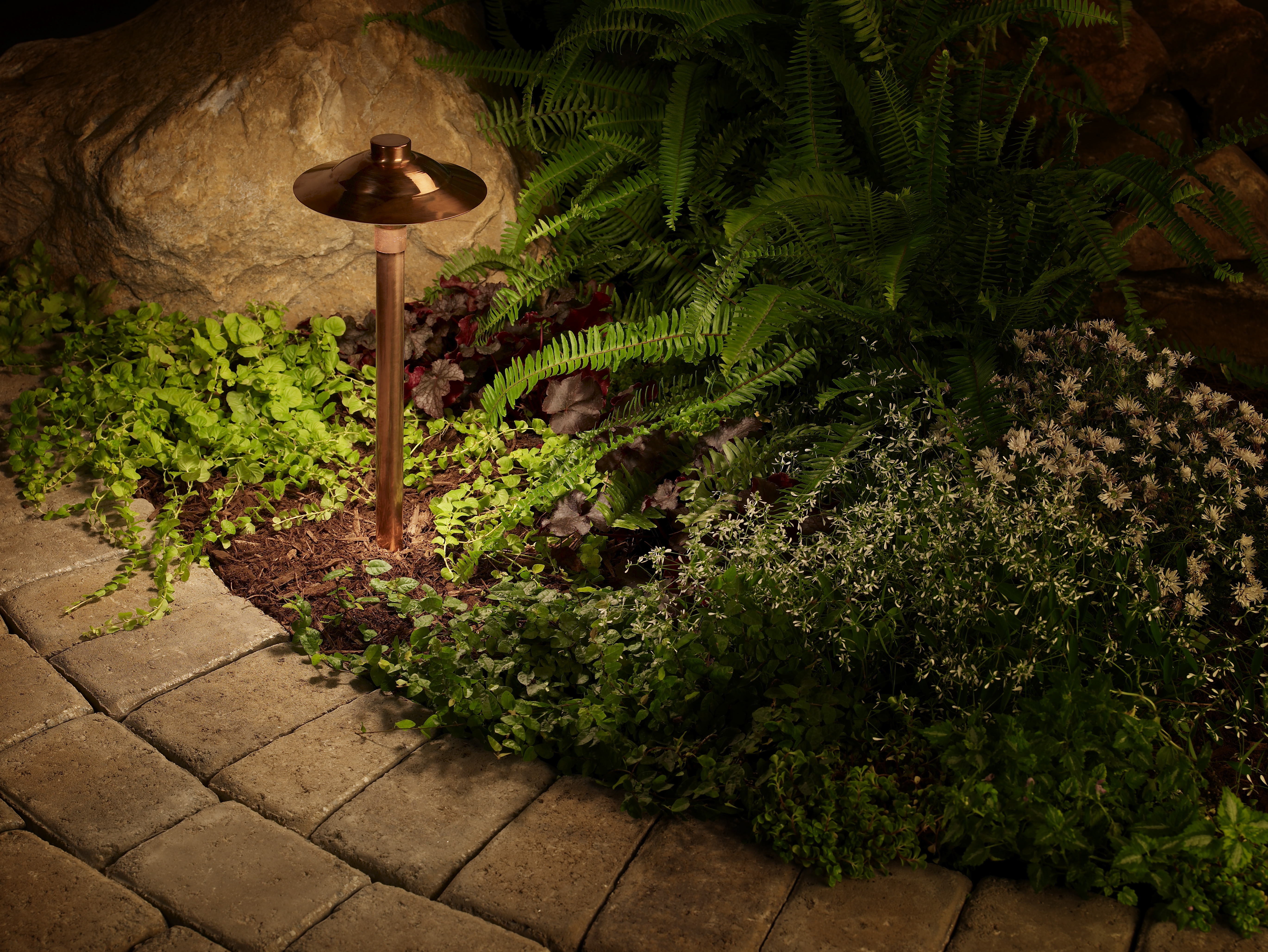 Increased safety security with seattle outdoor lighting outdoor landscape lighting woodinville aloadofball Choice Image