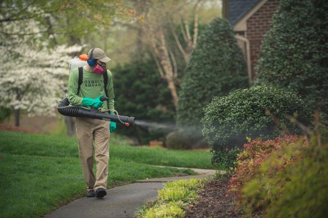 Brainerd Lakes Mosquito Control Mosquito Squad