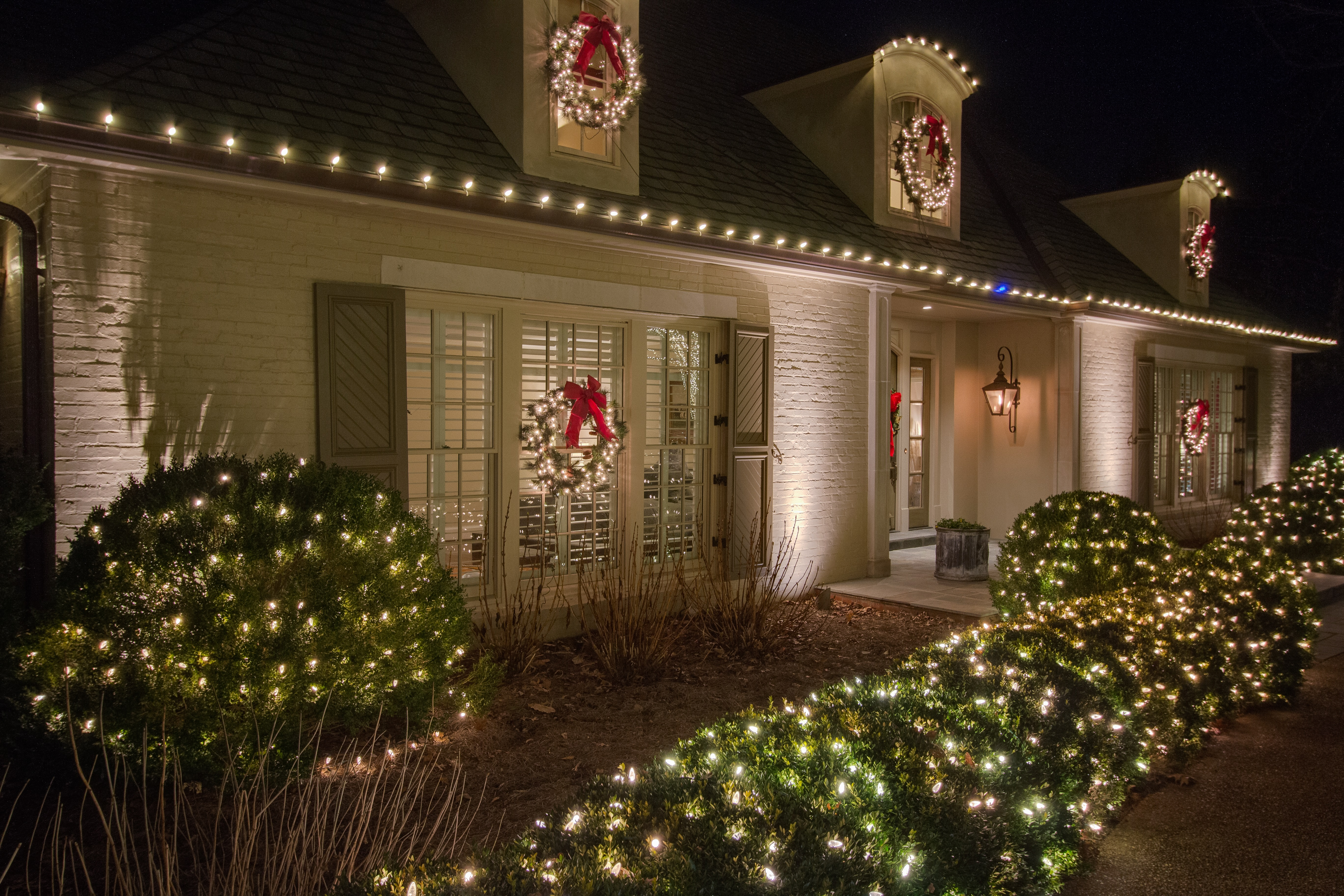 Nashville holiday outdoor lighting we know that most nashville homeowners share the same endearment for outdoor holiday lighting being the areas premier outdoor lighting company we realize workwithnaturefo
