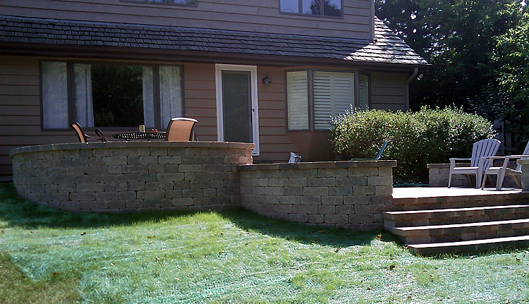 Chicagoland patio builder