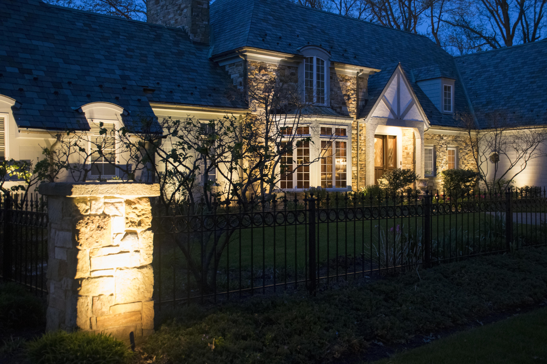 Avon Ohio outdoor lighting