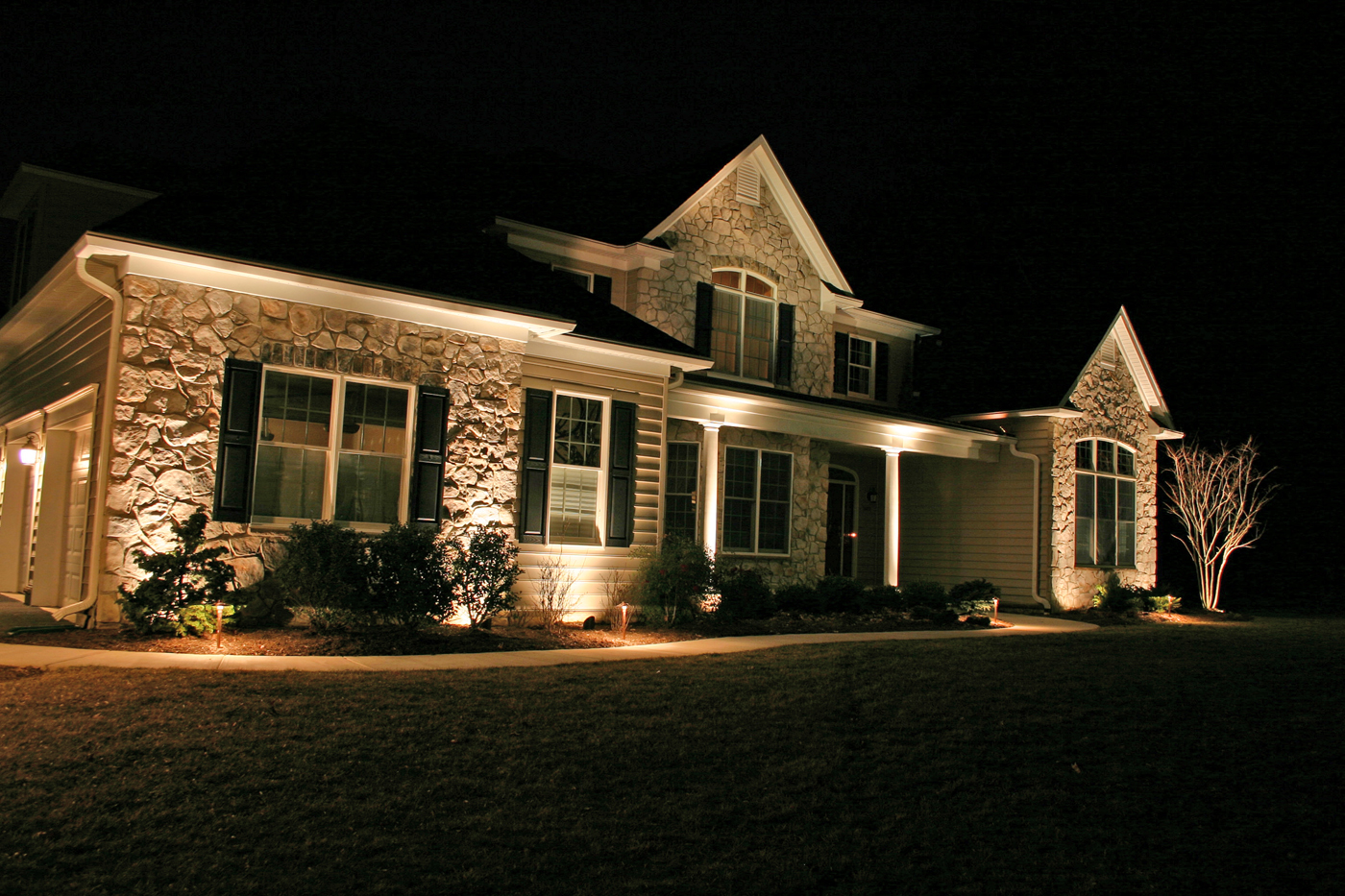 Top 5 outdoor lighting effects for minneapolis homes and minneapolis wall washing mozeypictures Choice Image