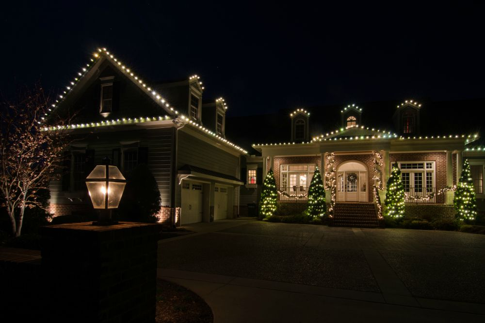 wilmington professional christmas lighting services