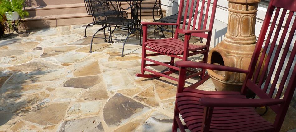 Amazing Austin Flagstone Patios U0026 Hardscapes