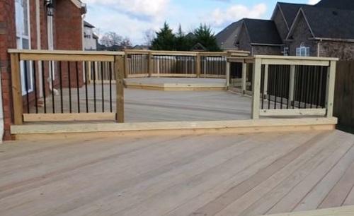Multi-level Deck in Murfreesboro, TN Thumbnail