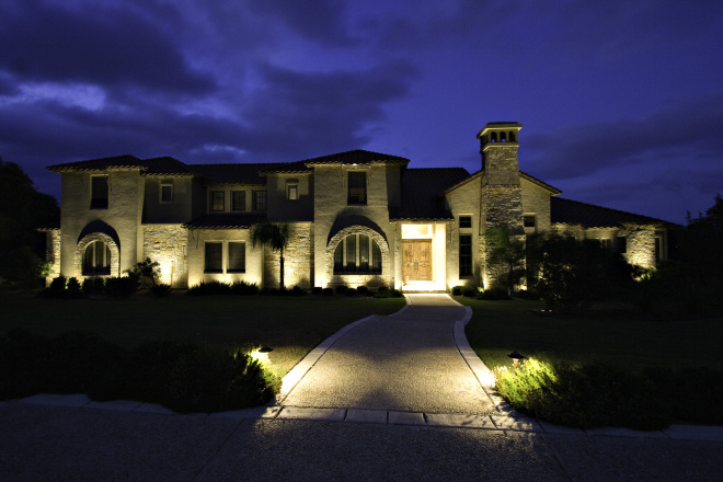 san antonio led outdoor lighting