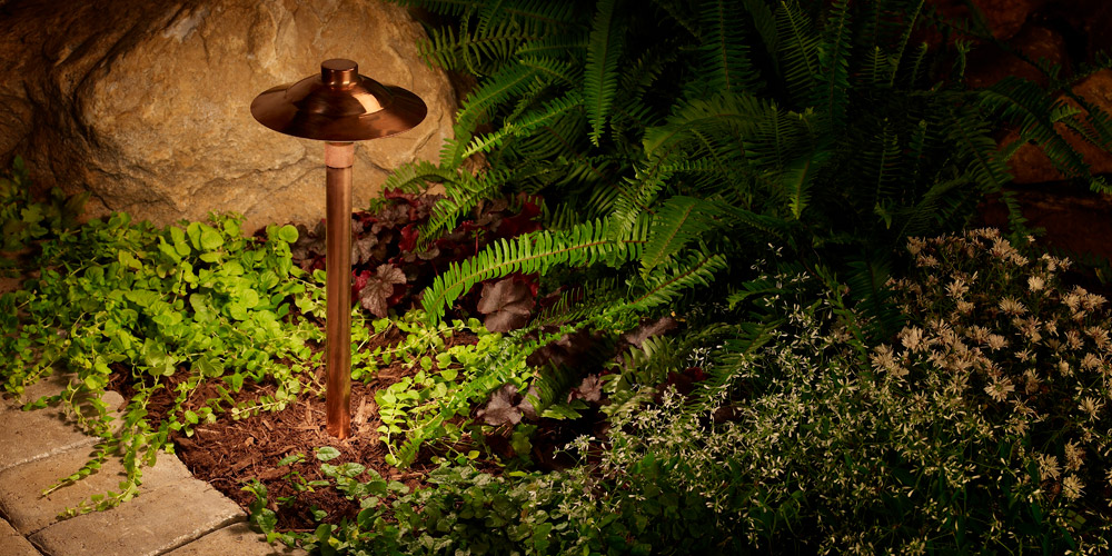 outdoor lighting for your Raleigh NC garden