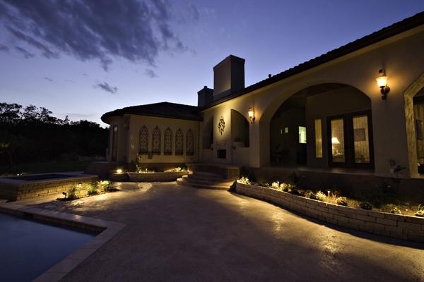 Louisville Outdoor Lighting Design Ideas