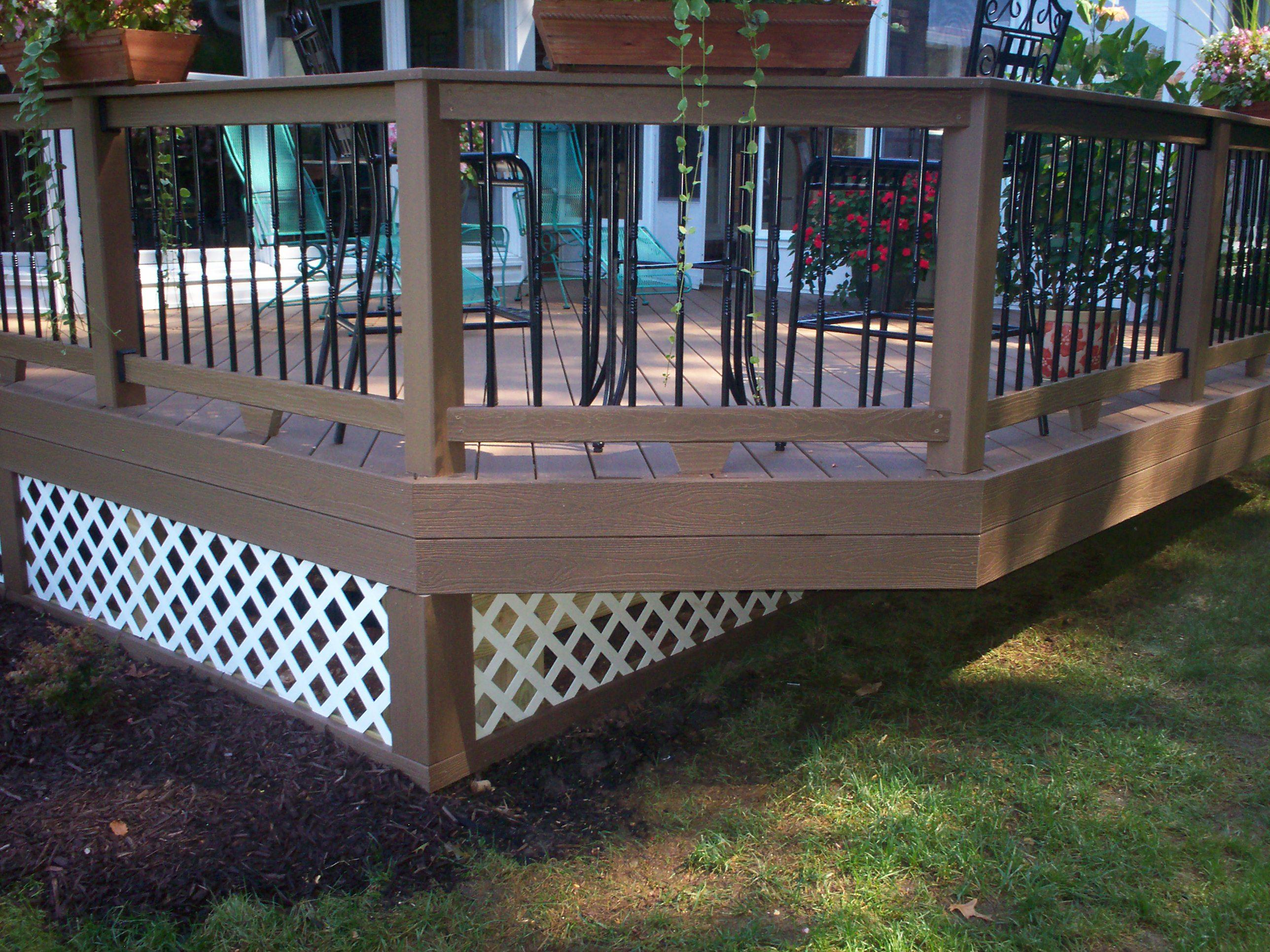 Deck Builder In Chesterfield