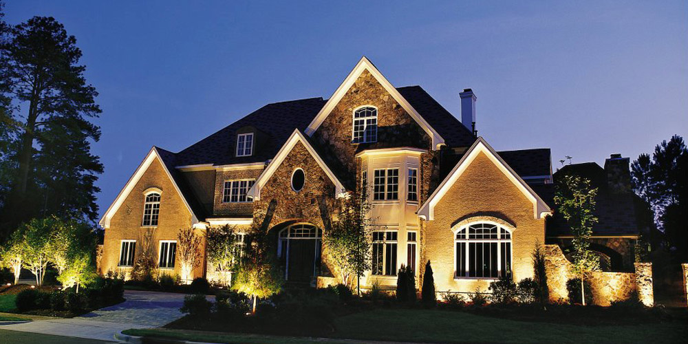 Cary NC architectural lighting