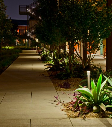 In The Vast Majority Of Installations, We Utilize Low Voltage LED Landscape  Lighting To Light Commercial And Hospitality Properties Alike To Enhance  The ...