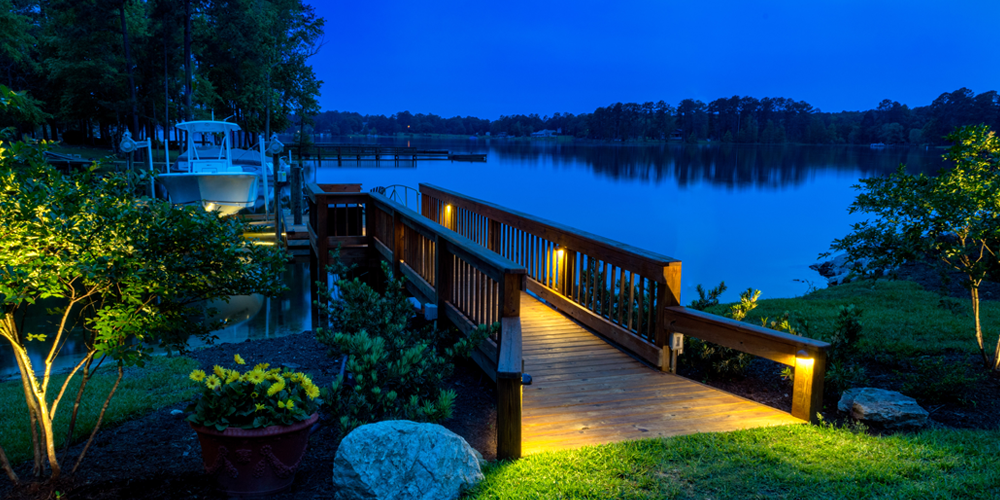 dock lighting Chapin SC