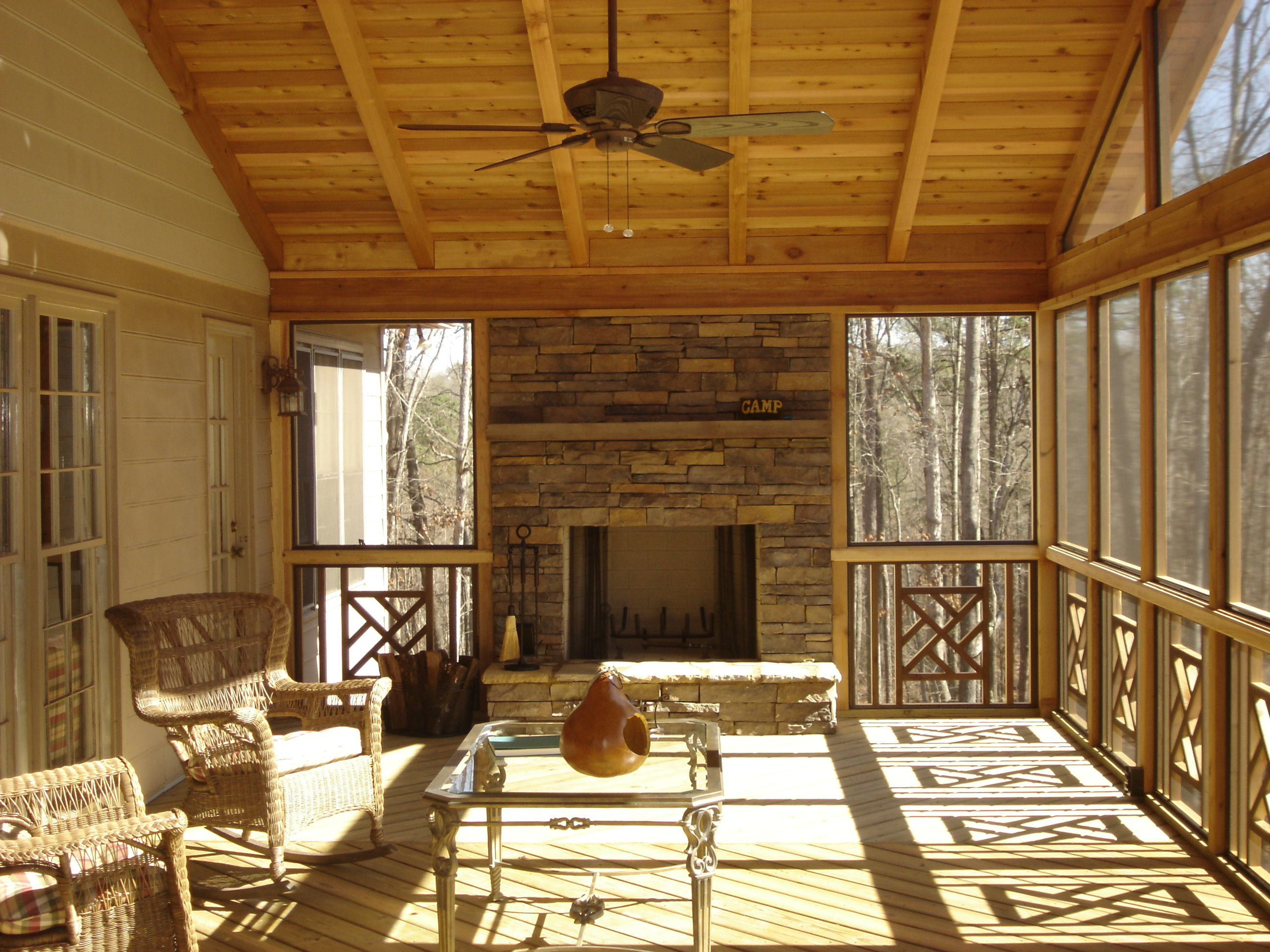 Stunning-screened-porch-with-outdoor-fireplace-by-Archadeck-of-Columbus