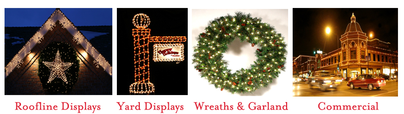 whether you want to go all out with your outdoor christmas decorations or you just want a few holiday lights we can create a beautiful custom design that