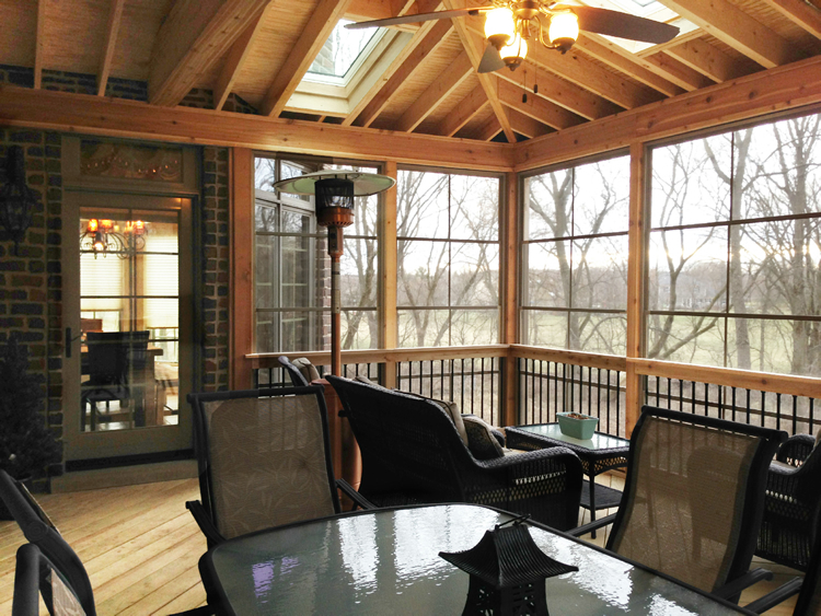 screen porch contractor you can trust