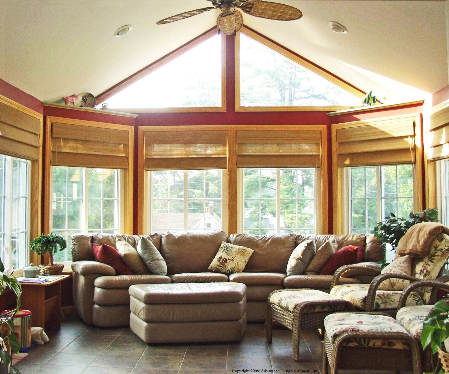 Sunroom-with-cathedral-ceiling