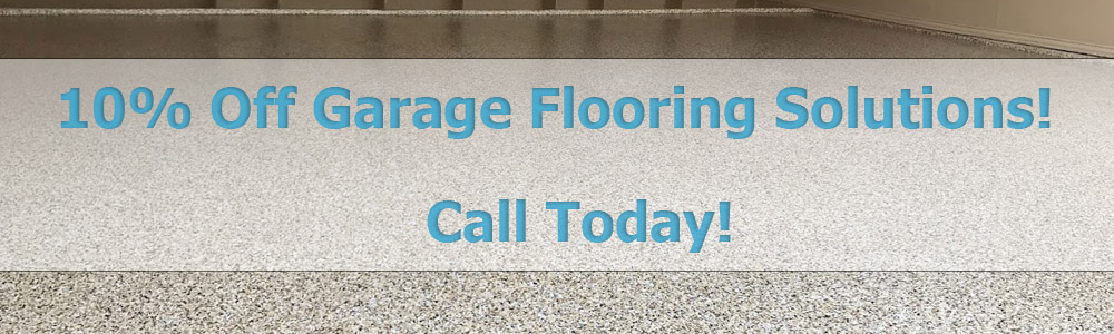 garage floor epoxy sealing Tarrant County TX