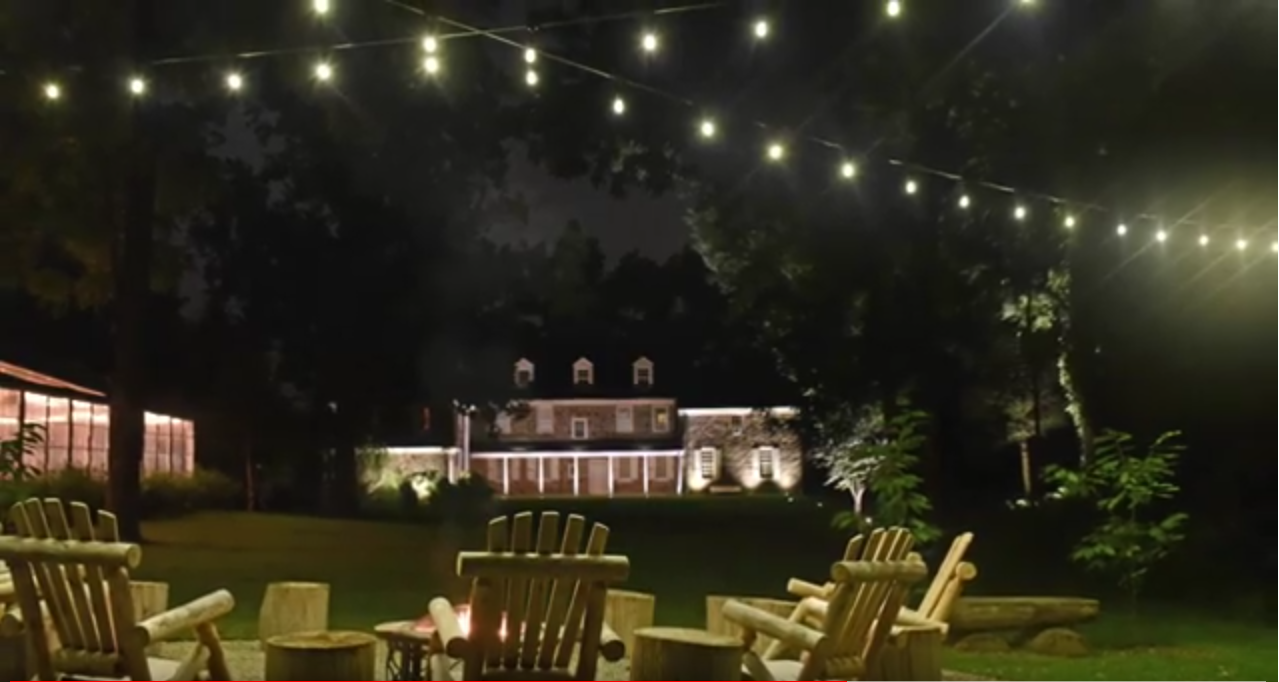 Transforming a Historic Masterpiece into an Illuminated Wedding Venue Thumbnail