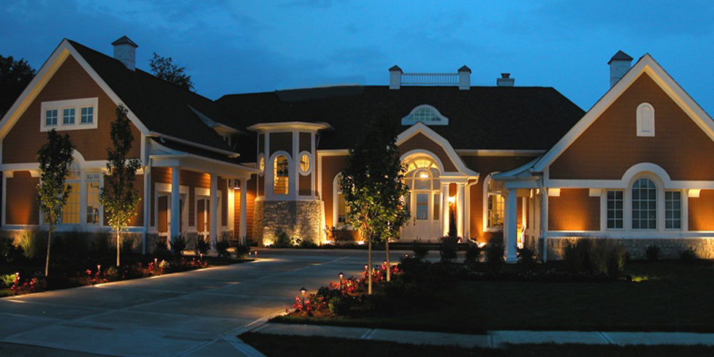 Elgin SC landscape lighting