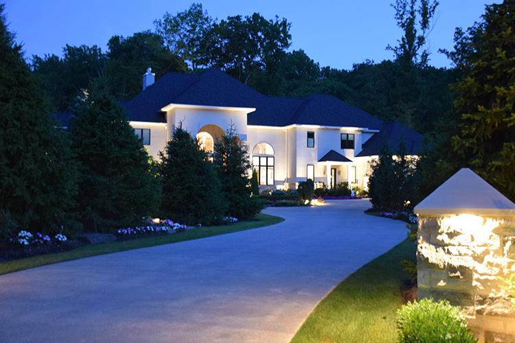 outdoor lighting in Solon OH