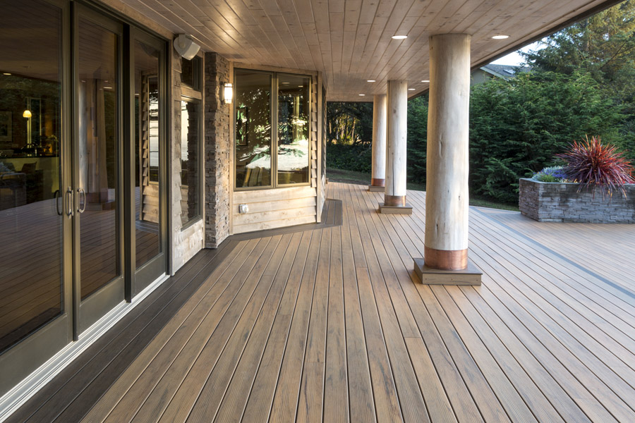 Trex Decking Colors >> How To Choose A Composite Decking Color
