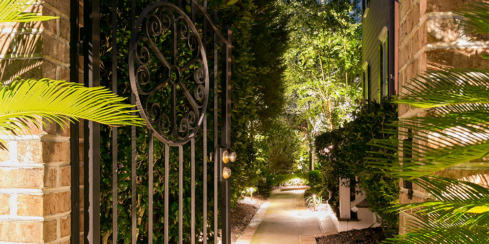 If your Kiawah property has even one palm tree, one stand of ornamental  grasses or one live oak, you absolutely must have landscape lighting  installed by ... - Landscape Lighting In Kiawah Island, SC, Brings Paradise To Life At