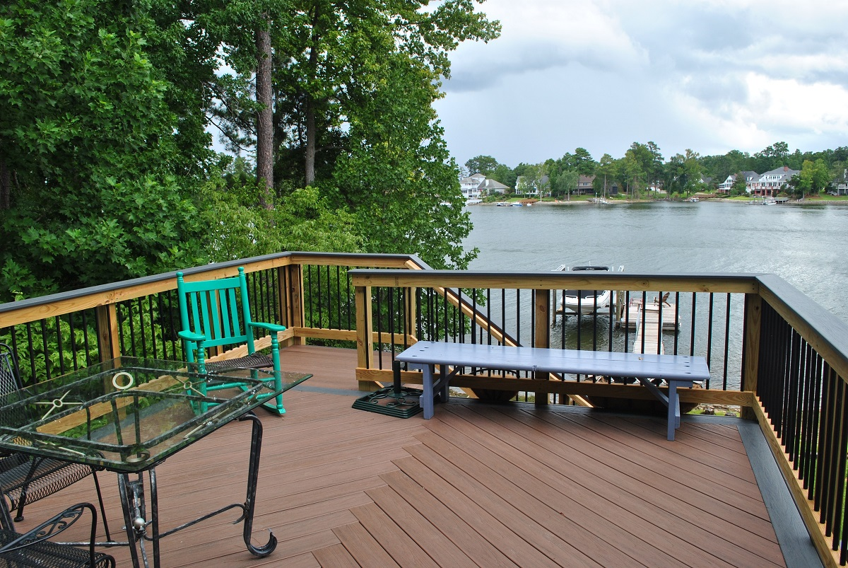 Low-maintenance-deck-with-tranquil-lake-front-views