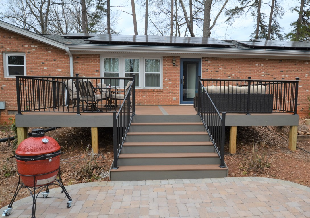 choosing the right outdoor living materials deck and patio