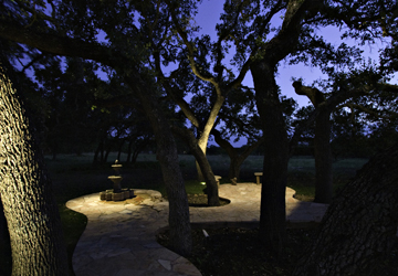 architectural lighting Raleigh NC