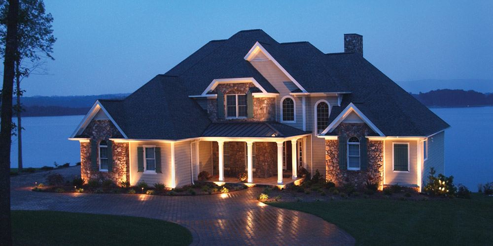 Attractive If Your Worthington, Ohio Home Appears Dormant And Uninviting Once  Nighttime Arrives, Then Custom Tailored Outdoor Lighting Can Change That.
