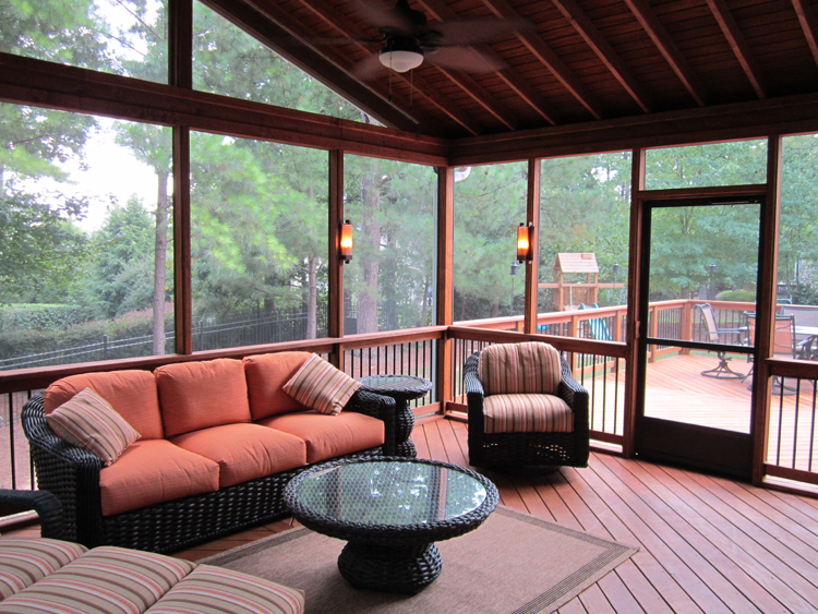Blog archadeck outdoor living but did you know the origins of the screened porch started with a strictly functional purpose sleeping solutioingenieria Image collections