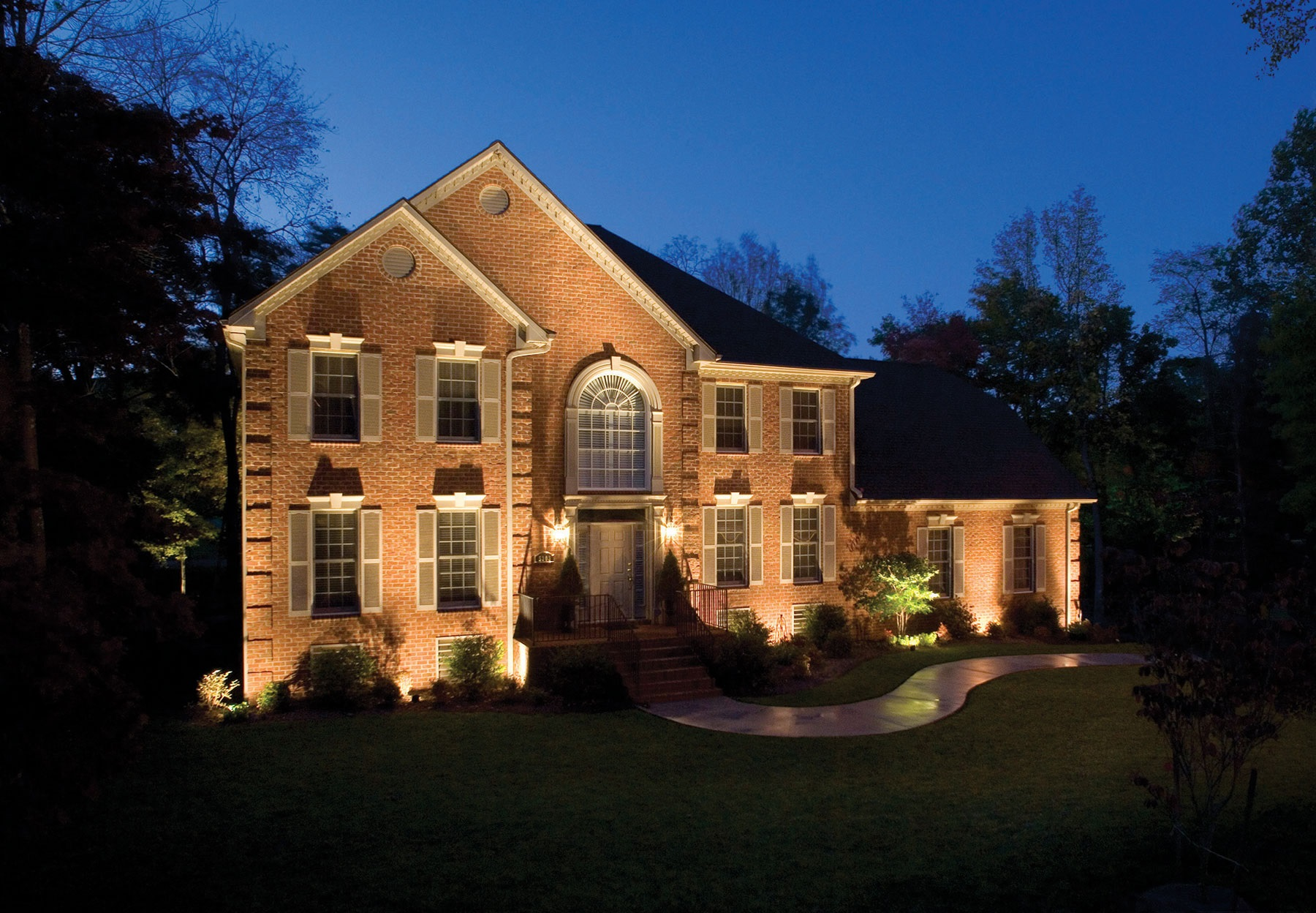 Charlotte led outdoor lighting upgrades and retrofits our leds are not the same as those you see in the big box stores and we have worked hard in the last decade to improve the quality and color of our mozeypictures Image collections