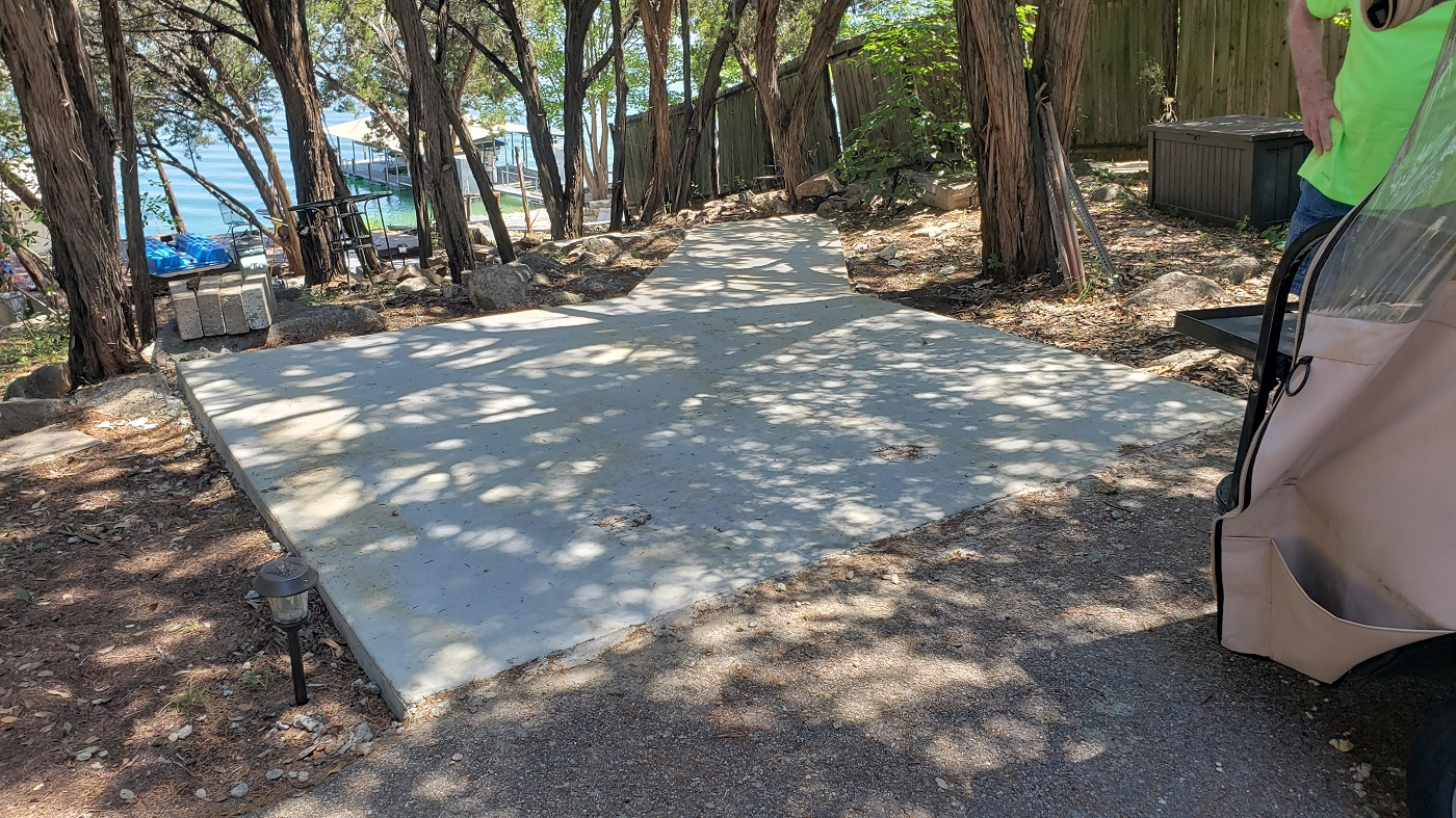 Driveway-portion-of-the-project