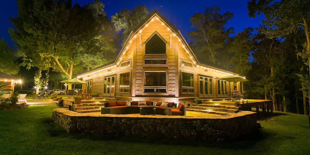 deck lighting installer Mount Pleasant SC