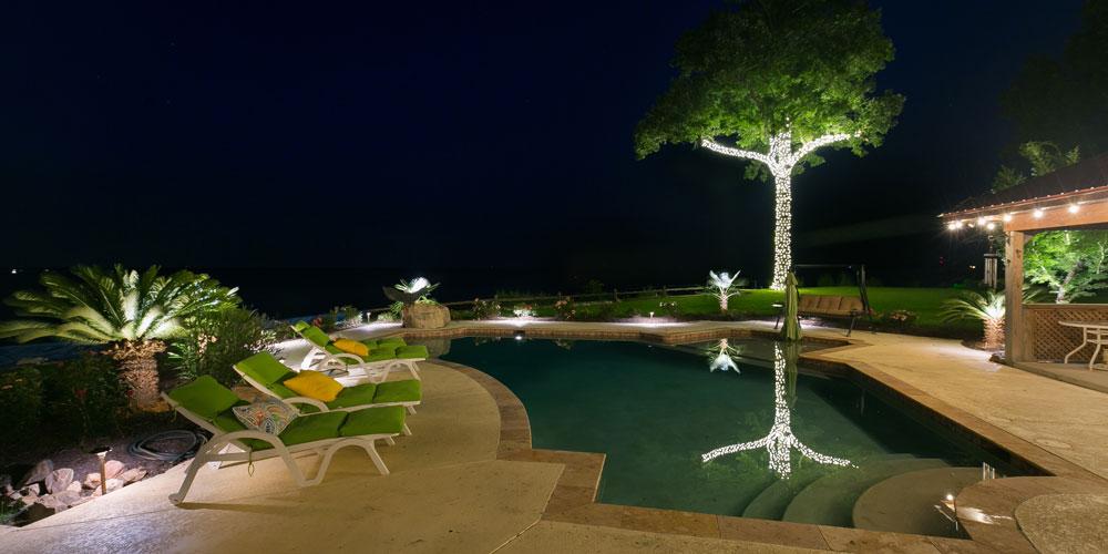 professional deck lighting Mount Pleasant SC